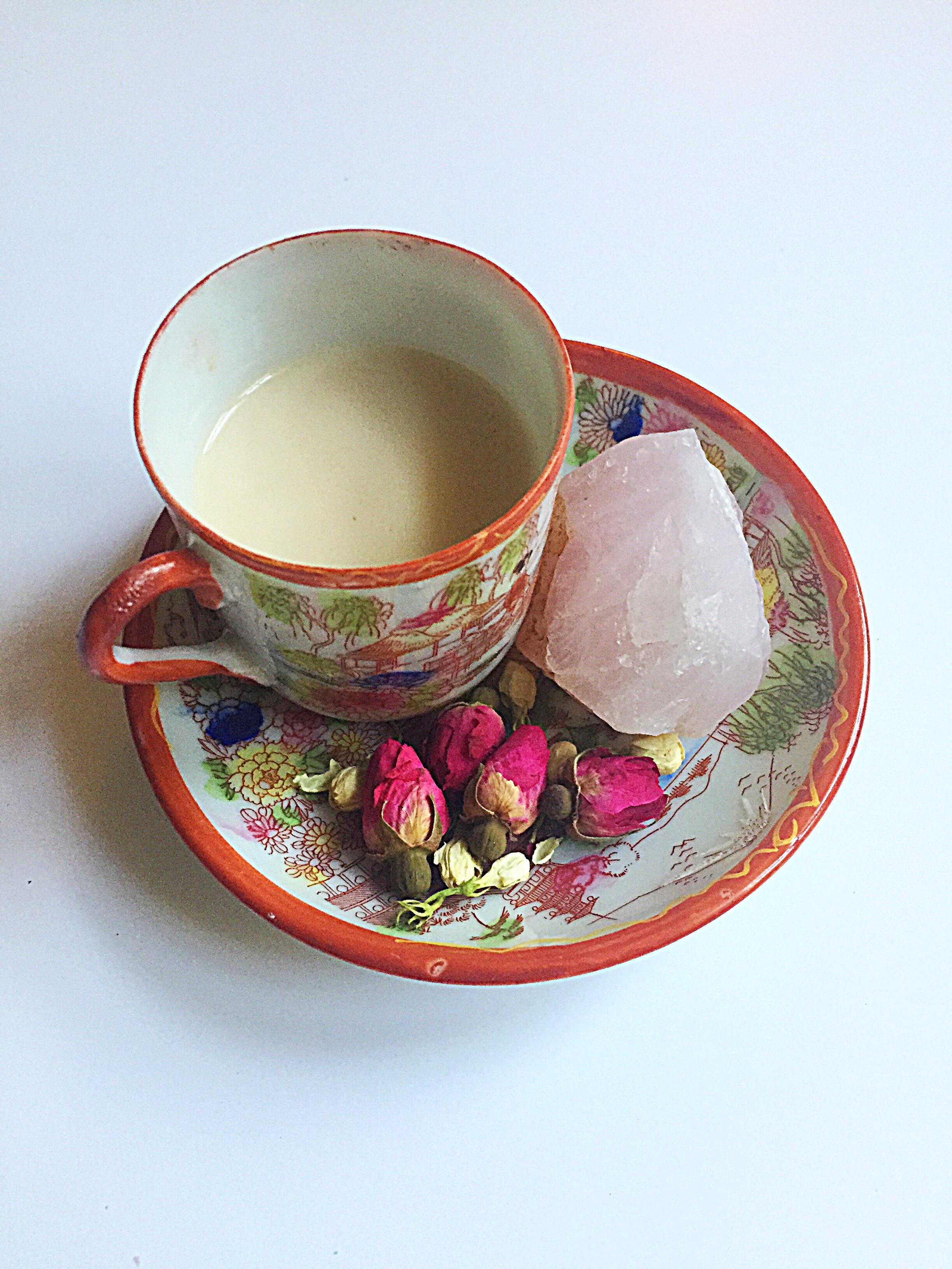 Honey & Rose Milk Ritual Tea: A Recipe For Self-Love & Empowerment